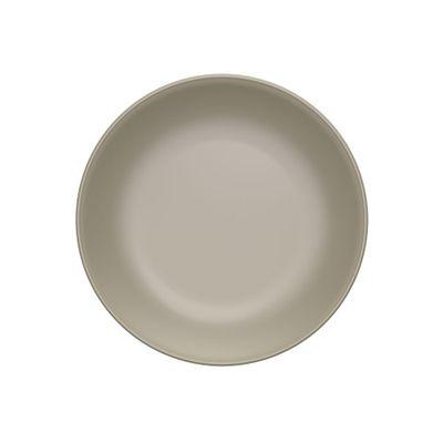 PRATO-SOBREMESA-CORONA-COUPE-CLEAN-CINZA-20CM-810300407