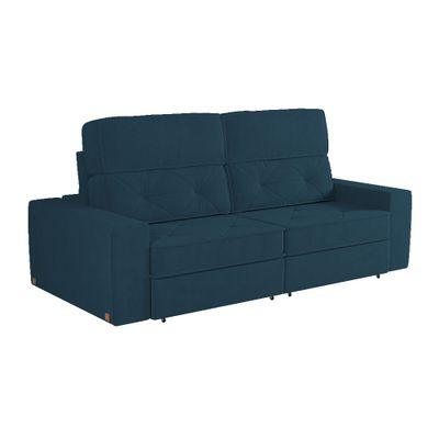 Sofa-Prescott-Canto-280-Veludo-Azul-Marinho-9186-outlet-reclinavel-retratil-3
