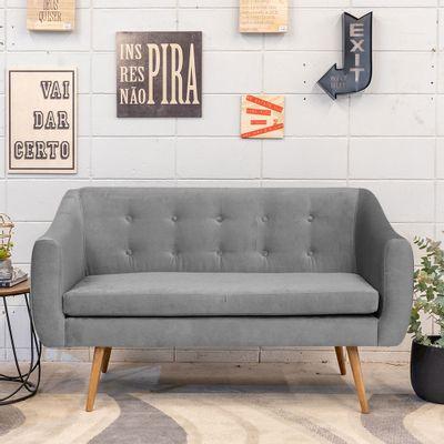sofa-2-lugares-mimo-base-castanho-veludo-prata-T0062-ambientada