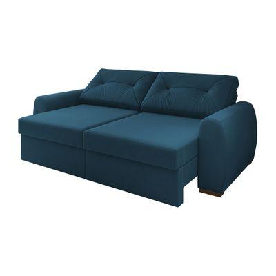 Sofa-High-Tech-230-Veludo-Azul-Marinho-8336-outlet-reclinavel-retratil-2