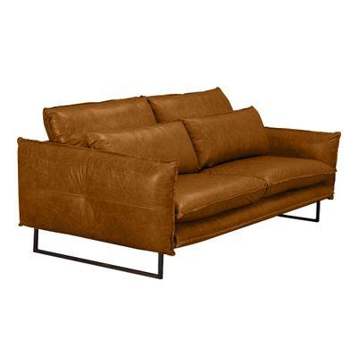 Sofa-Ibiza-190-Couro-Camel-Waxy